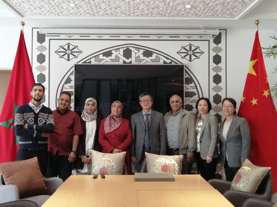 Shanghai Library Delegation Visits Libraries in Europe and Africa