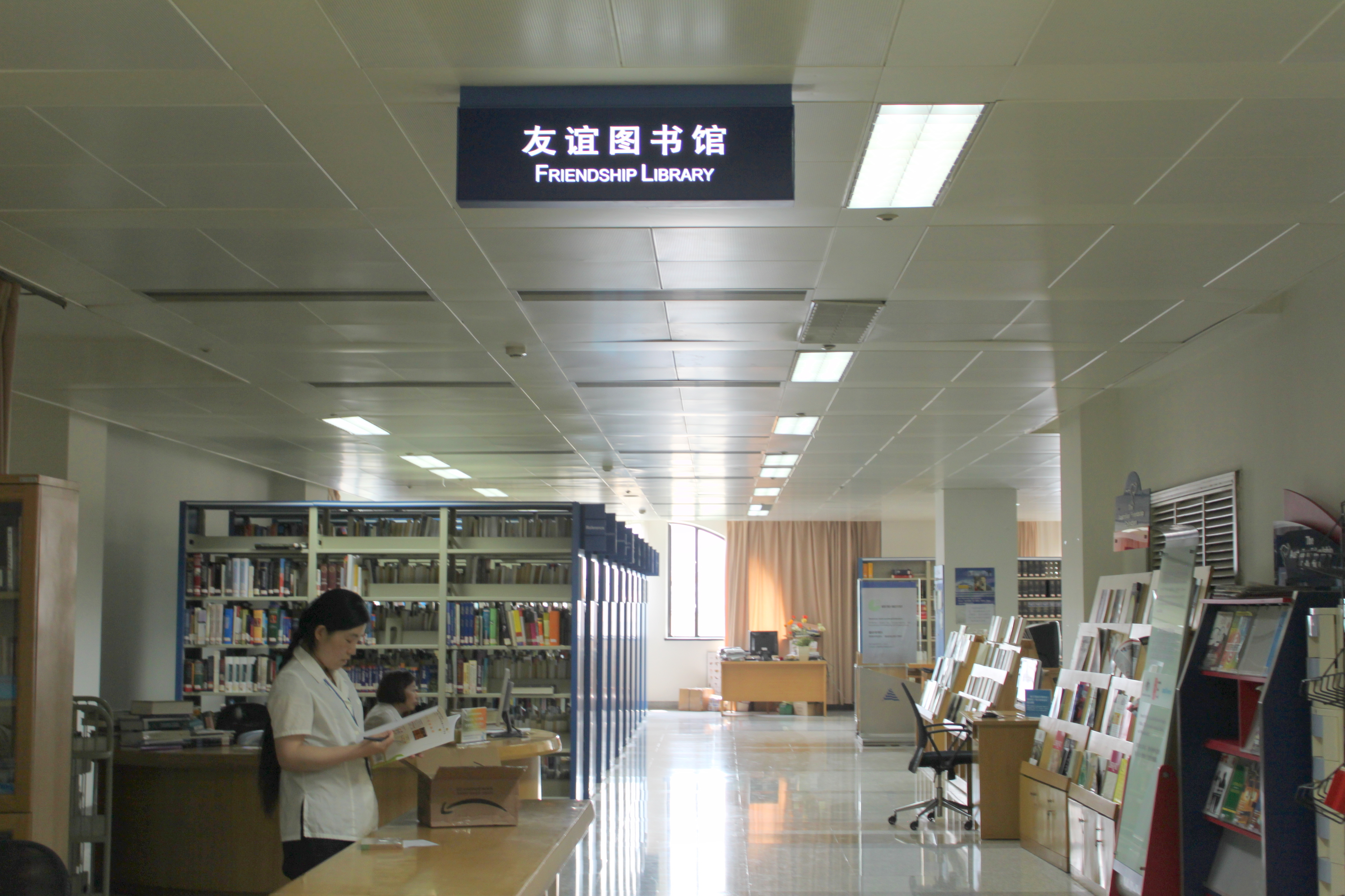 Friendship Library